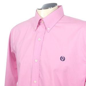 Ralph Lauren Slim Fit Non Iron Button Down Shirt